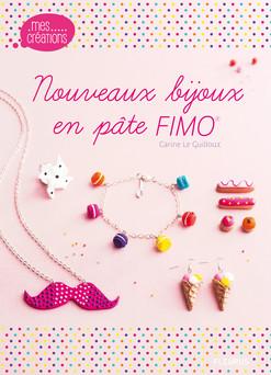 Nouveaux bijoux en pâte FIMO | Carine Le Guilloux