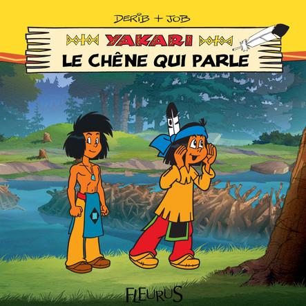 Yakari et le chêne qui parle