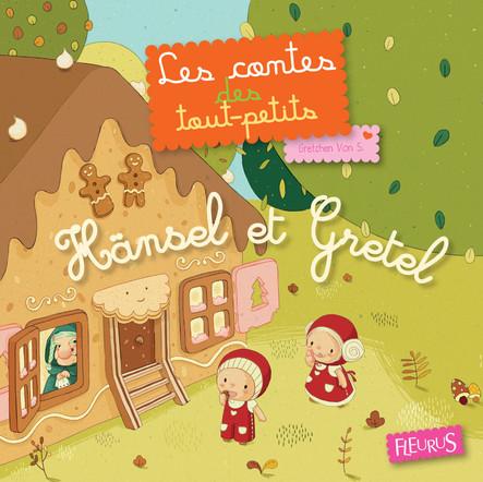 Hänsel et Gretel : Les contes des tout-petits
