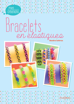 Bracelets en élastiques | Sandra Lebrun