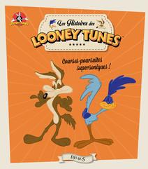 Looney Tunes, courses-poursuites supersoniques ! | Emmanuelle, Lepetit