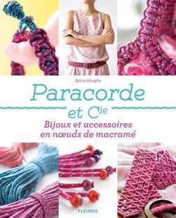 Paracorde et Cie : Bijoux et accessoires en noeuds de macramé | Hooghe Sylvie