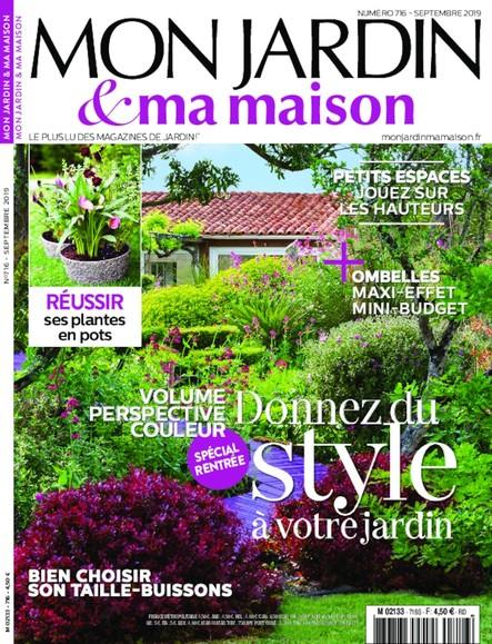 Mon Jardin & Ma Maison - Septembre 2019