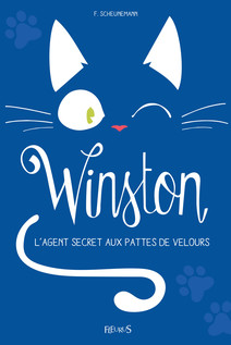 Winston, l'agent secret aux pattes de velours | Scheunemann, Frauke