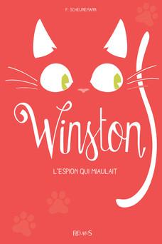 Winston, l'espion qui miaulait : Tome 3 | Frauke Scheunemann