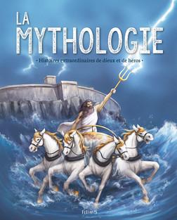 La mythologie. Histoires extraordinaires de dieux et de héros | Anne Lanoë
