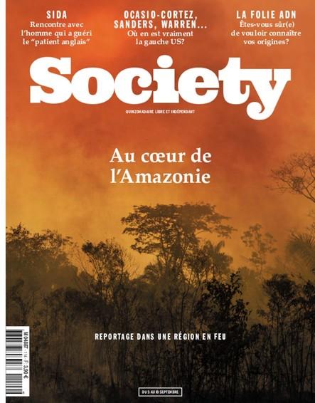 Society - Septembre 2019 - N°114