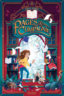 Pages & Compagnie | James, Anna