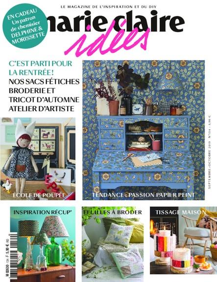 Marie Claire Idées - Septembre/Octobre 2019