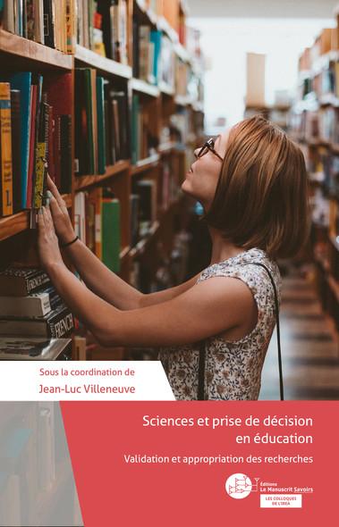 Sciences et prise de décision en éducation