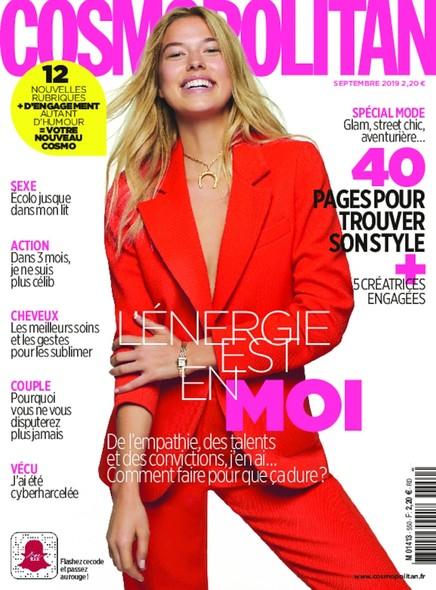 Cosmopolitain - Septembre 2019