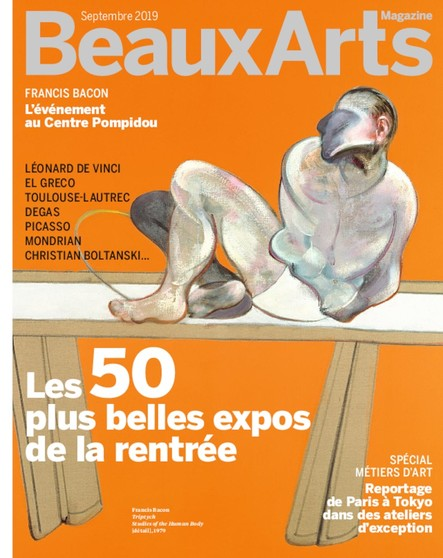 Beaux Arts Magazine - Septembre 2019