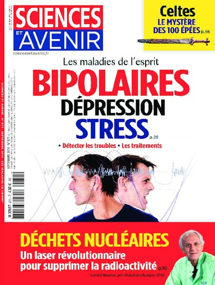 Sciences et Avenir - Septembre 2019
