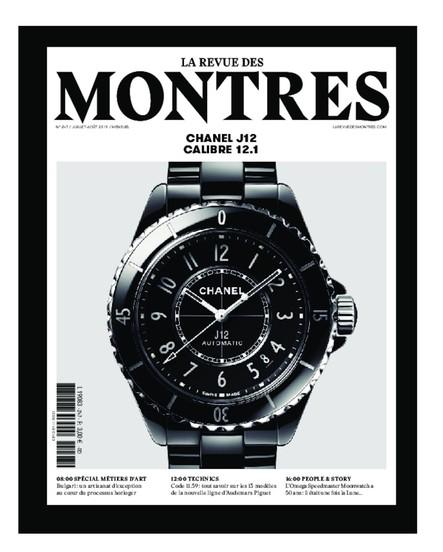 Revue des montres N°247 - Juillet/Août 2019