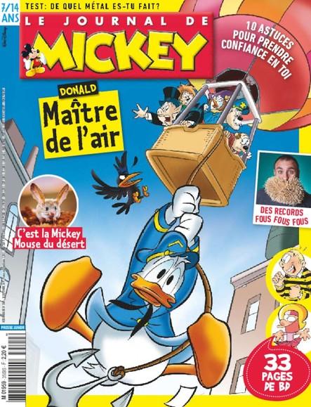Le Journal De Mickey - 18 Septembre 2019