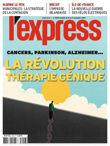 L'Express - Septembre 2019 - La Révolution Thérapie Génique