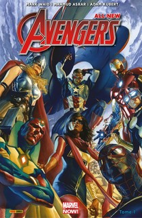 All-New Avengers (2016) T01   Mark, Waid