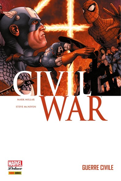 Civil War T01 - Guerre Civile