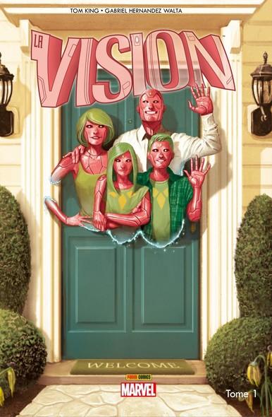 La Vision (2016) T01