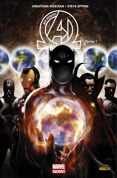 New Avengers (2013) T01
