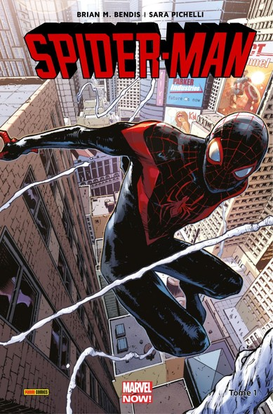 Spider-Man (2016) T01