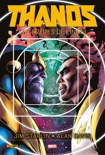 Thanos - Les frères de l'infini   Jim, Starlin