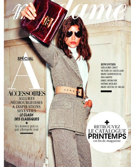 Madame Figaro - Septembre 2019 - N°1829