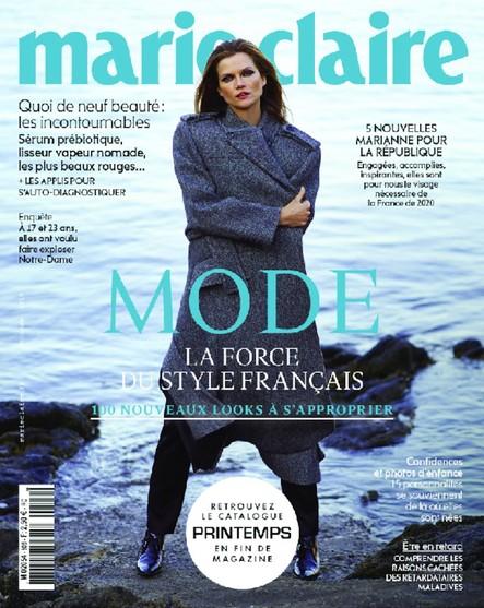 Marie Claire - Octobre 2019