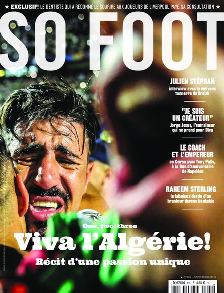 So Foot - Septembre 2019 - N°169