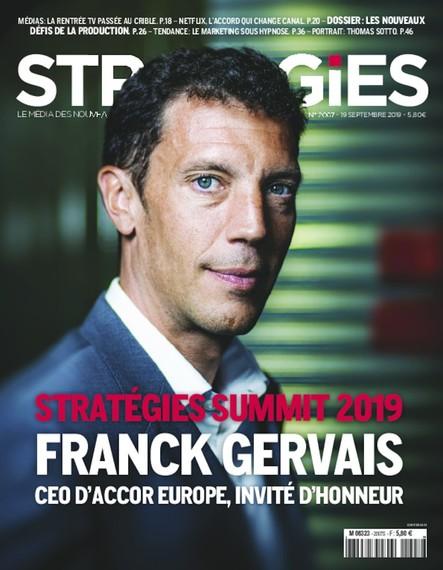 Stratégies N°2007