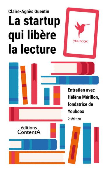 La startup qui libère la lecture - Entretien avec Hélène Mérillon, fondatrice de Youboox