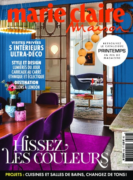 Marie Claire Maison - Octobre 2019
