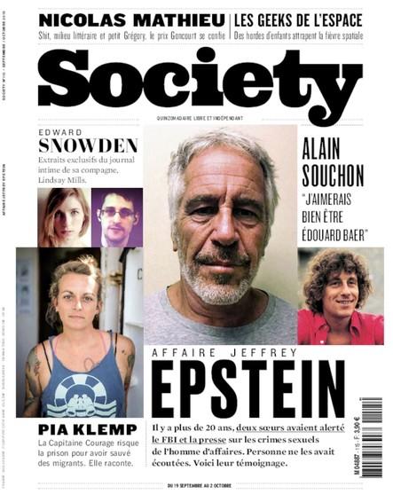 Society - Septembre 2019 - N°115