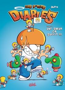 Les P'tits Diables T08 | Dutto, Olivier