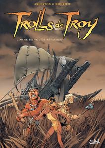 Trolls de Troy T03 | Christophe, Arleston