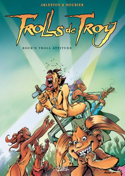 Trolls de Troy T08
