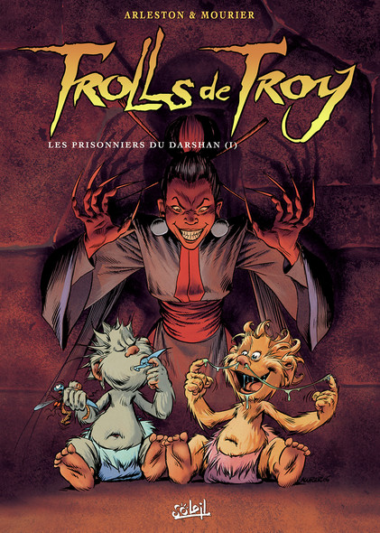 Trolls de Troy T09