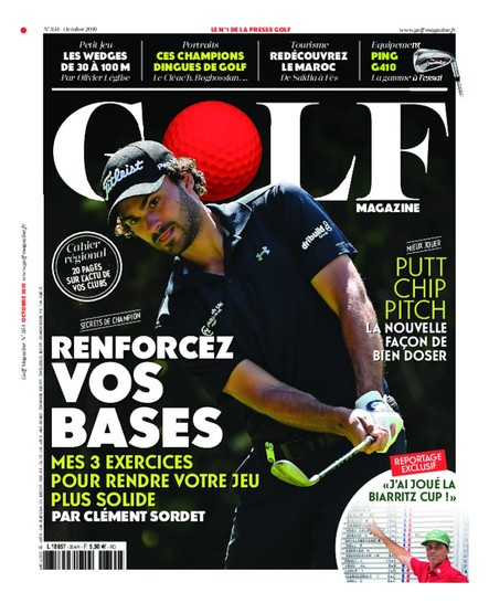 Golf Magazine - Octobre 2019