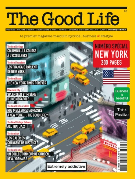 The Good Life N°40 - Septembre/Octobre 2019