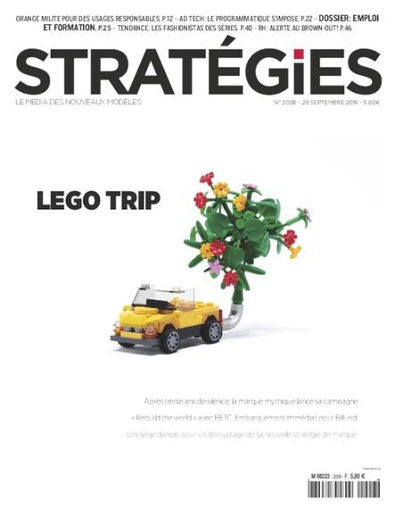 Stratégies N°2008