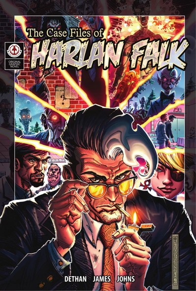 The Case Files of Harlan Falk