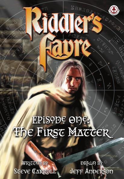 Riddler's Fayre Book 1 - The First Matter