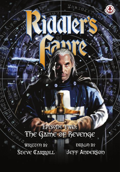 Riddler's Fayre Book 2 - The Game of Revenge