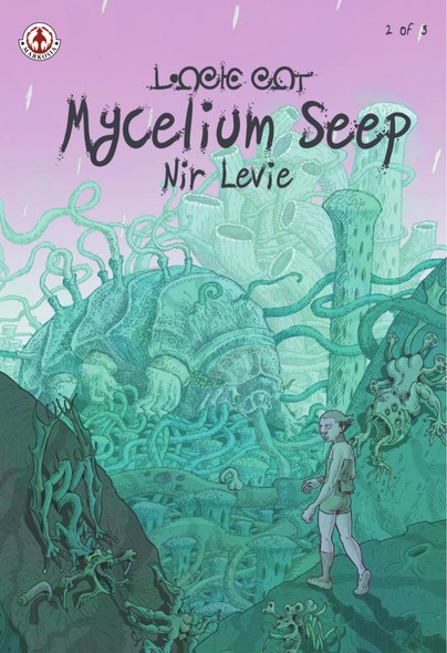 Mycelium Seep 2