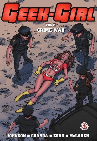 Geek-Girl: Crime War