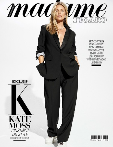 Madame Figaro - Septembre 2019 - N°1831