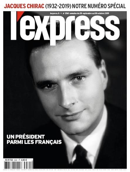 L'Express - Septembre 2019 - Un Président parmi les Français