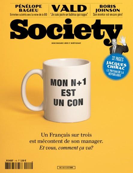 Society - Octobre 2019 - N°116