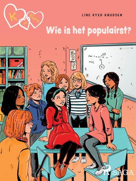 K van Klara 20 - Wie is het populairst?