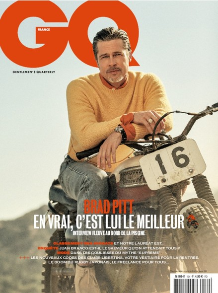 GQ - Octobre 2019